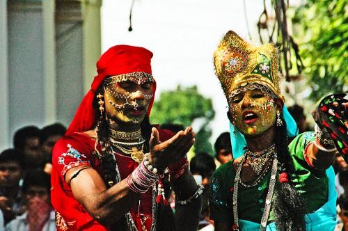 Performances: Krishna / Radha duet