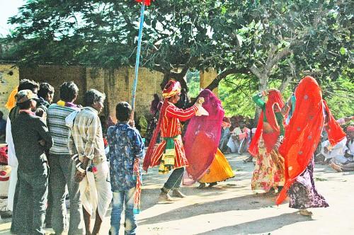 Bhanjara play dancers 2